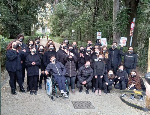 Flashmob della nostra scuola ad Arenzano!